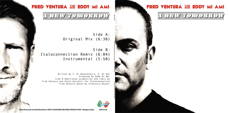 VAM 20.28 FRED VENTURA and EDDY MI AMI - A NEW TOMORROW