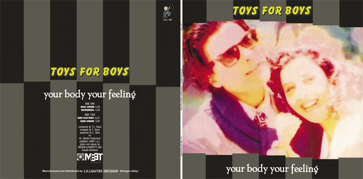I.D.L. 047 TOYS FOR BOYS - YOUR BODY YOUR FEELING