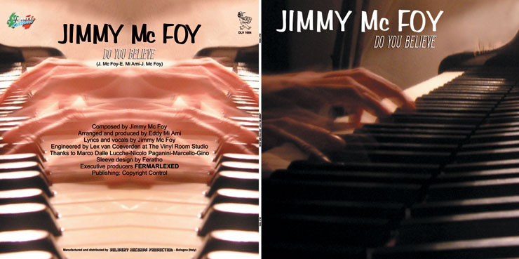 DLV-1004 JIMMY Mc FOY - DO YOU BELIEVE