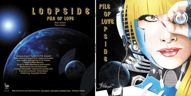 DLV 1012 LOOPSIDE - FILE OF LOVE