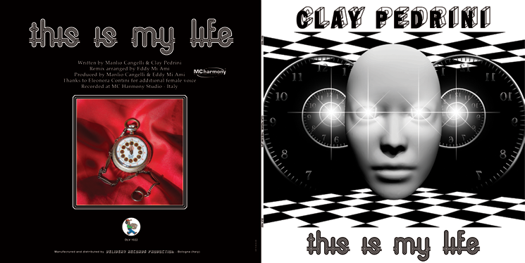 DLV 1022 CLAY PEDRINI - THIS IS MY LIFE