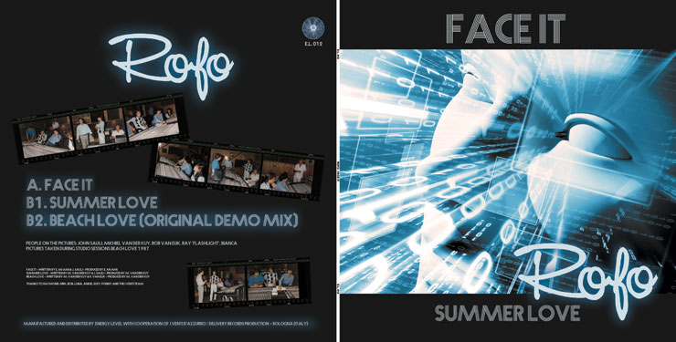 EL 012 ROFO - FACE IT / SUMMER LOVE
