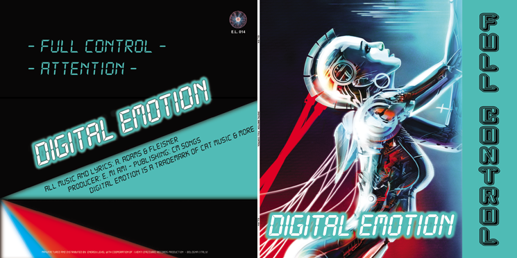 E.L. 014 DIGITAL EMOTION - FULL CONTROL