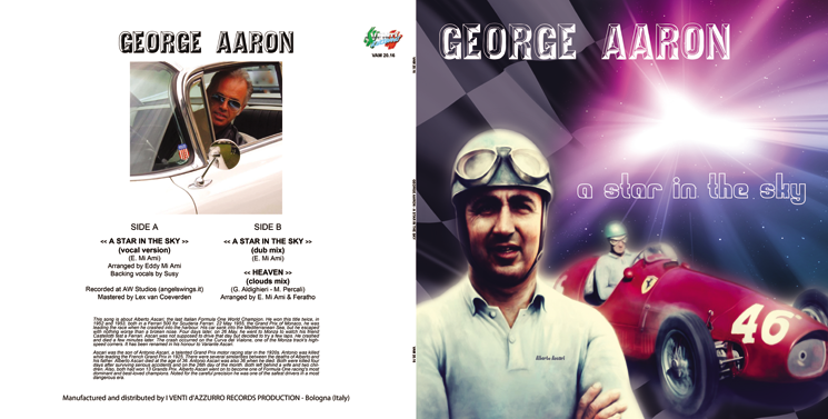 VAM 20.16 GEORGE AARON - A STAR IN THE SKY