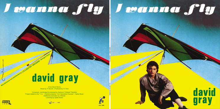 I.D.L. 045 DAVID GRAY - I WANNA FLY
