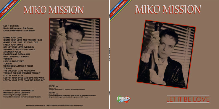 VAM 20.08 MIKO MISSION - LET IT BE LOVE