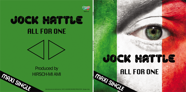 VAM 20.18 JOCK HATTLE - ALL FOR ONE