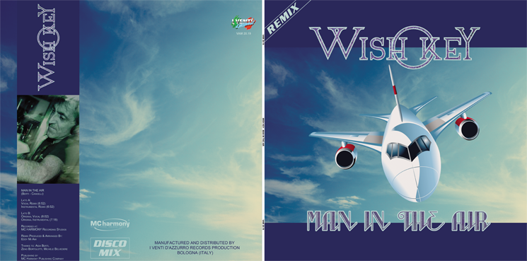 VAM 20.19 WISH KEY - MAN IN THE AIR