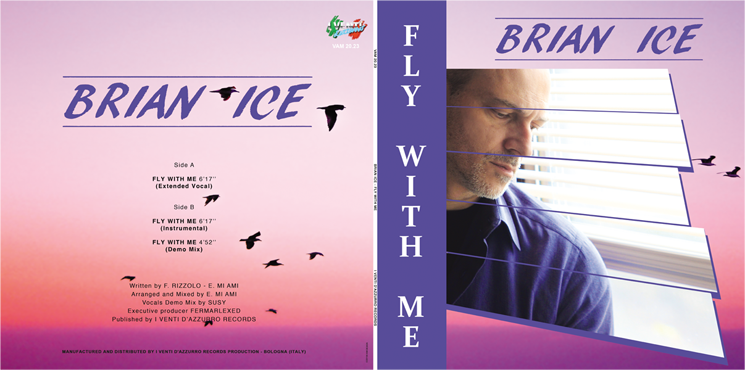 VAM 20.23 BRIAN ICE - FLY WITH ME
