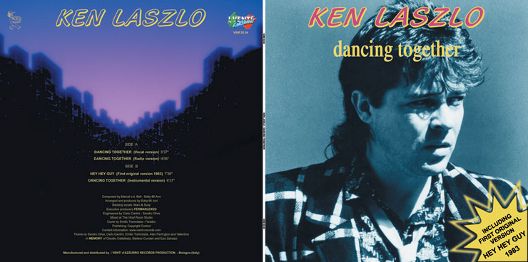 VAM 20.04 Ken Laszlo - Dancing Together
